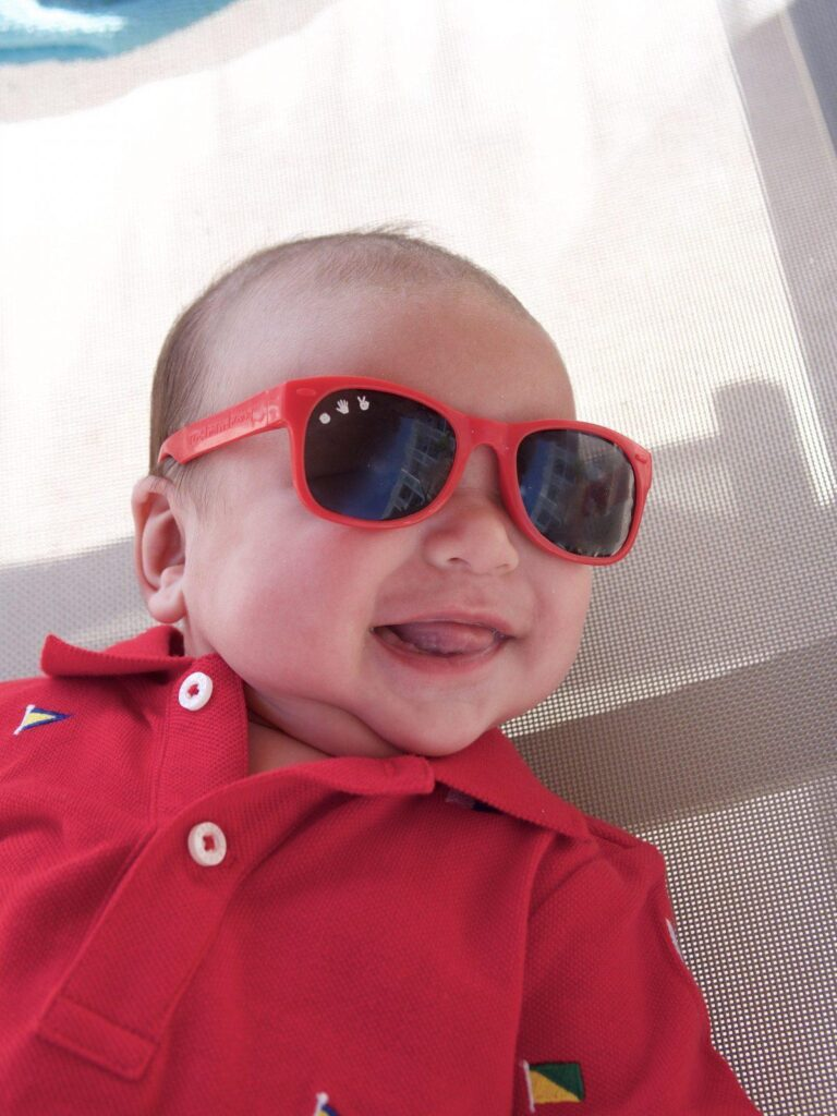 Toddler Beach Gear: Ro Sham Bo Sunglasses