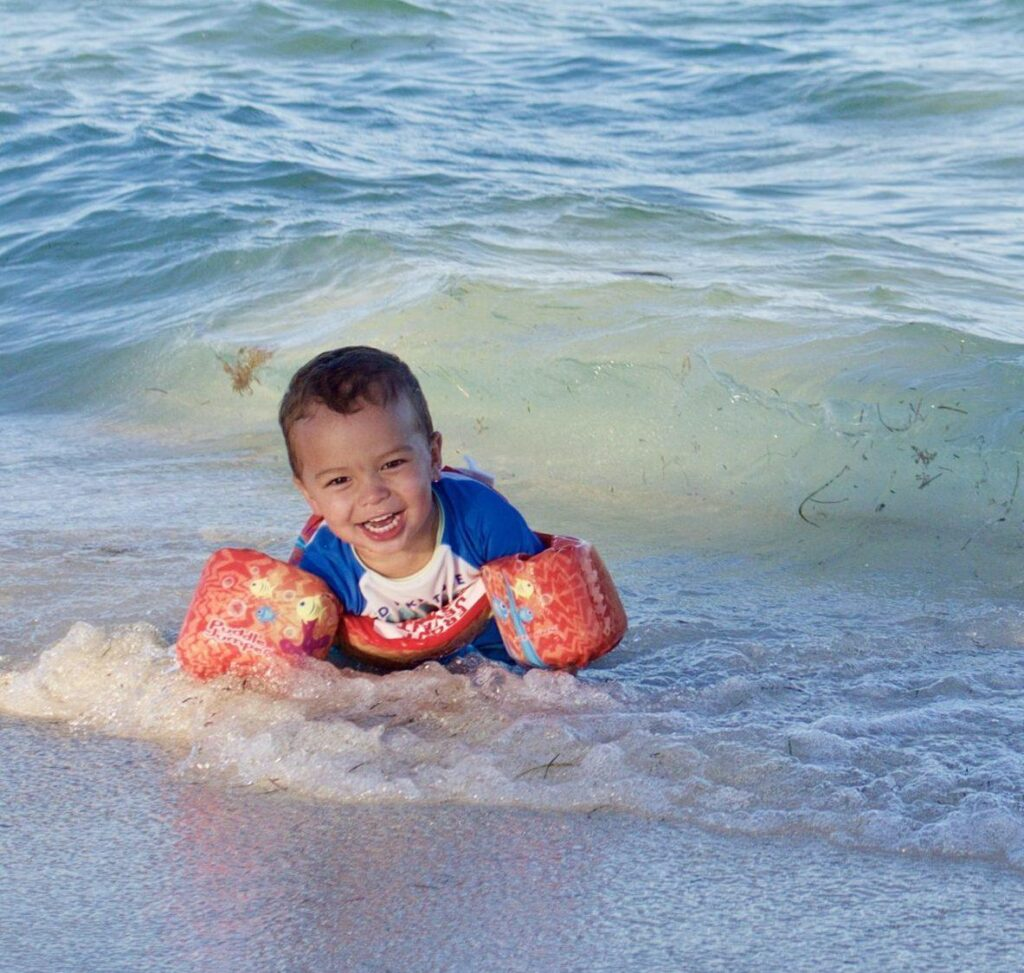 Toddler Beach Gear: Puddle Jumper