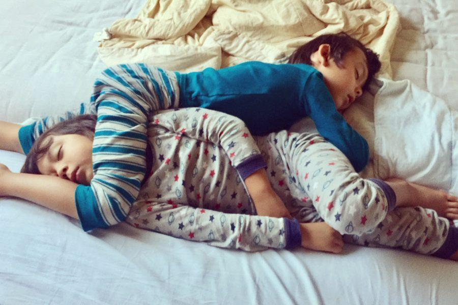 The 8 Tricks I Use To Get My Kids to Sleep Anywhere