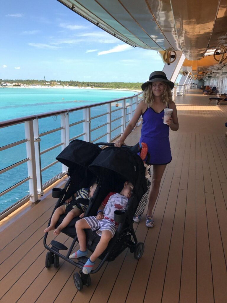 Disney Cruise with baby