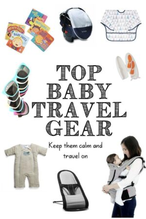 Top Baby Travel Gear