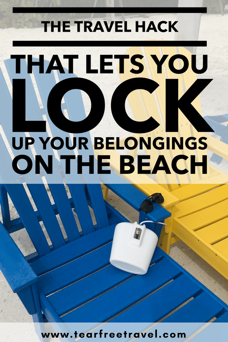 When you are on vacation the last thing you want to worry about is your valuables. Keep your valuables safe and enjoy the beach, pool or the sights with a portable travel safe. I will review the safego portable travel safe and some of the best portable travel safes our there. These travel safety hacks will keep your stuff safe so you can enjoy your vacation. I'll review some travel safety bags and beach safes that are perfect for your next trip. Safe this pin for your next vacation! #safetyhack #travelsafe #travelsafety