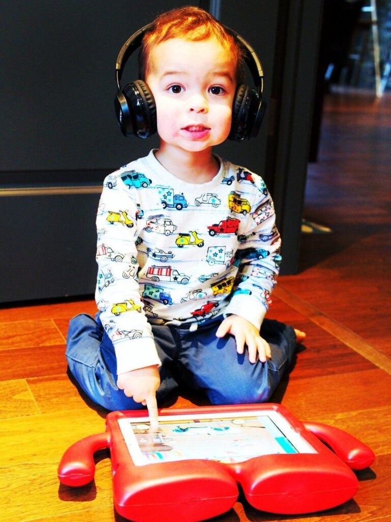 The Best Toddler Travel Toys: iPad
