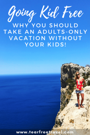 Adult Only Vacations