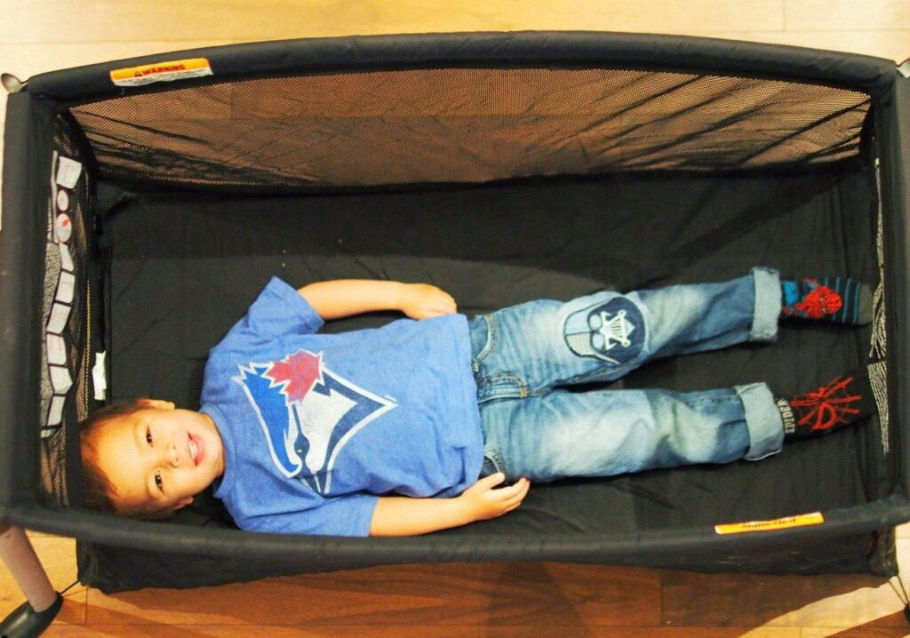 Picture of: The Ultimate Guide To The Best Toddler Travel Beds 2020