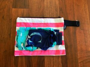 Wet Bag Eight Stripes