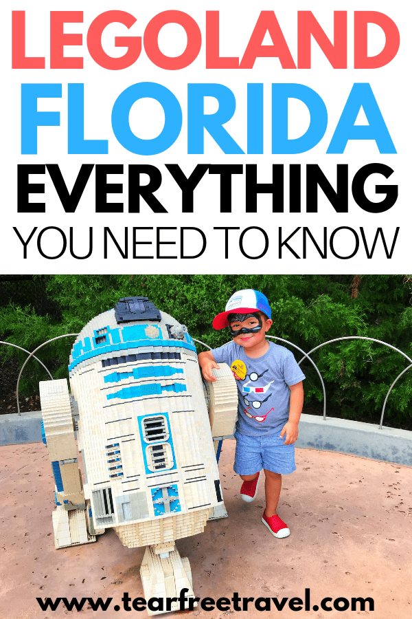 Planning a trip to Legoland Florida? This Orlando theme park is an absolute blast and perfect for young kids who love lego! In this post I will share all the insider tips including the best rides at legoland, where to eat at legoland, and a review of the best legoland hotels. Legoland is an awesome family vacation that your kids will love! If your kids love to create, Legoland theme park is a perfect family trip! Pin this for your next theme park vacation!