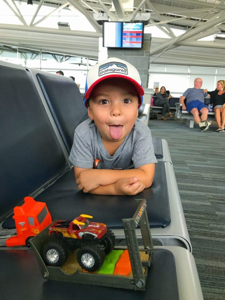 The Best Travel Toys For Toddlers Tear Free Travel