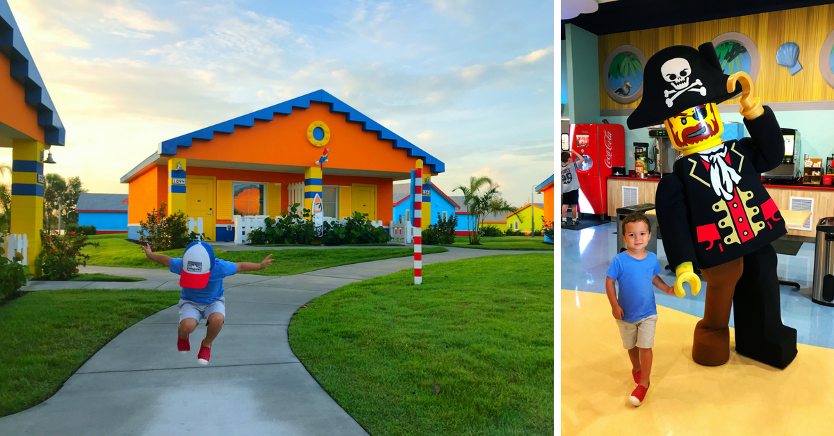 LEGOLAND Beach Retreat: Everything You Need to Know