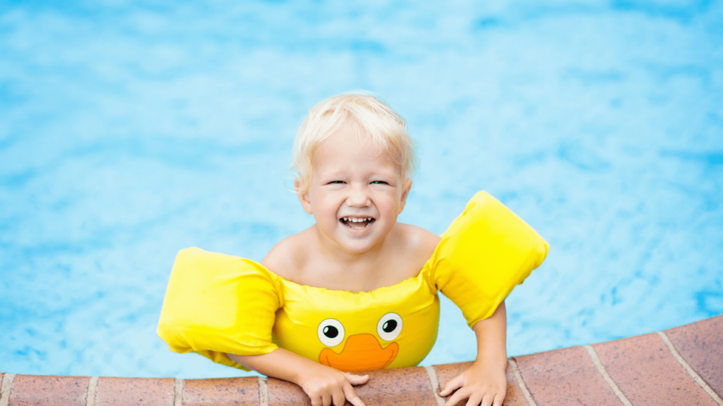 Best Toddler Floatie