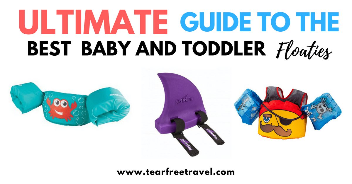 The Ultimate Guide To The Best Toddler Floaties