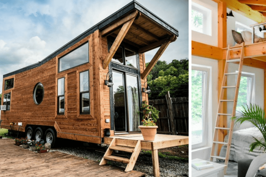 Family Friendly Tiny House Vacations FI