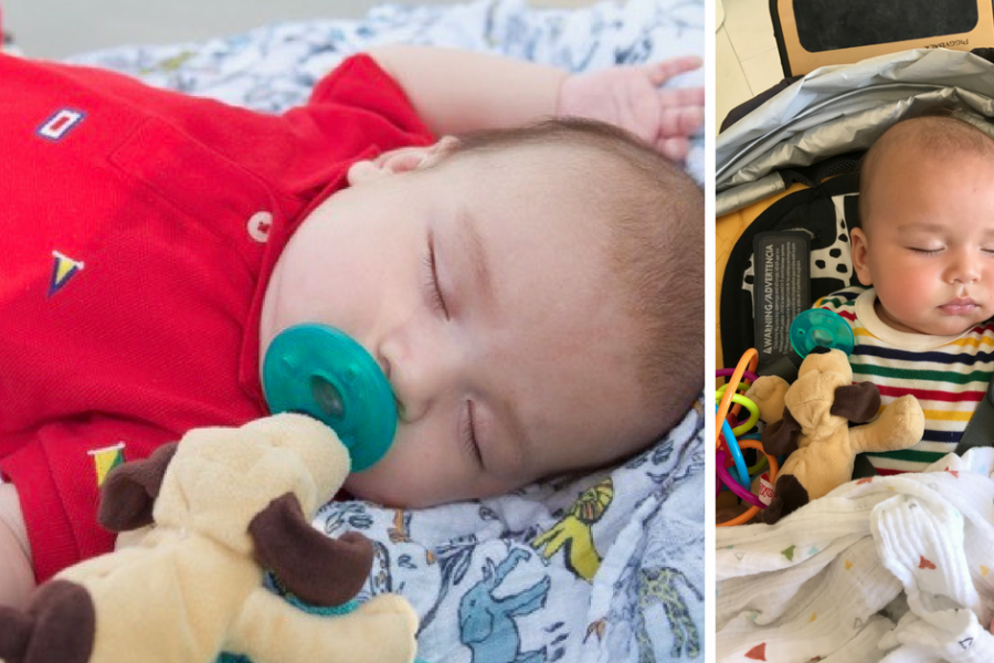 How to Travel After Sleep Training Your Baby