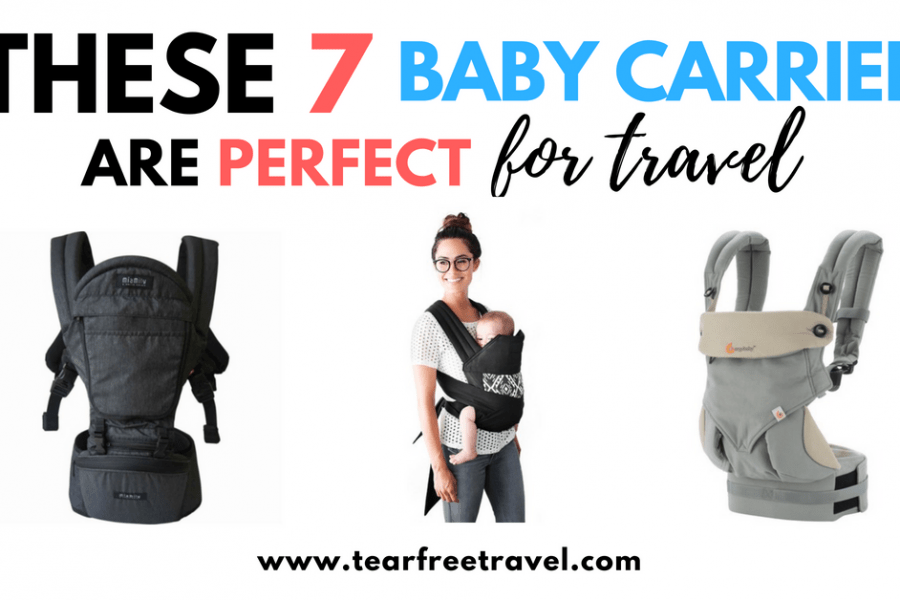 best baby carrier for travel