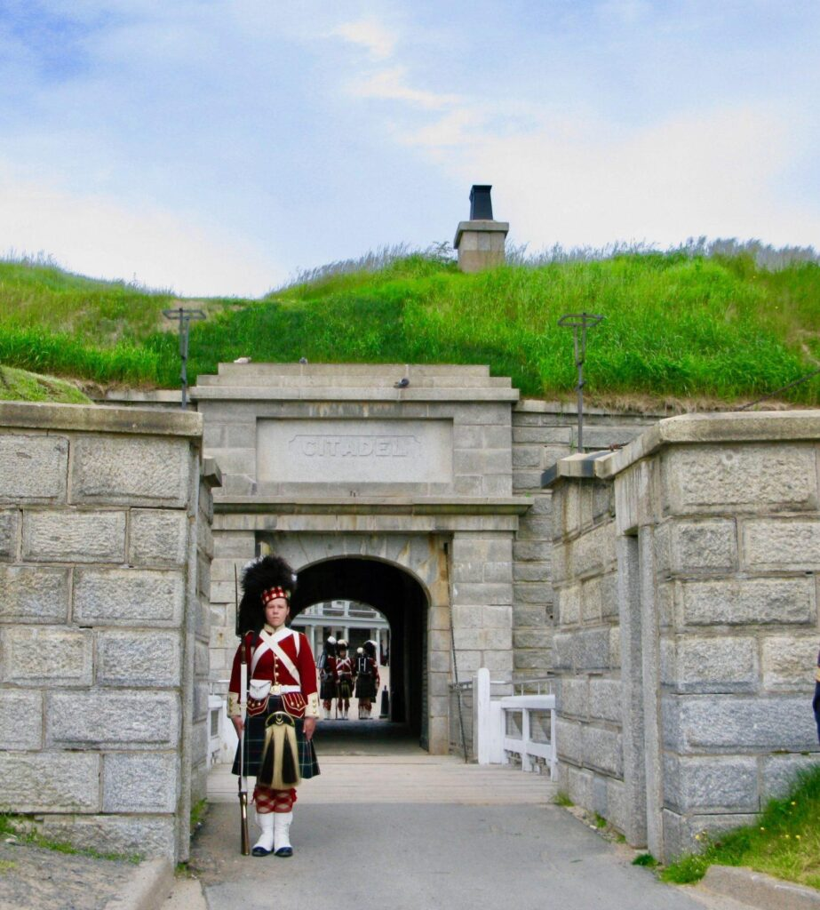 Halifax with Kids: citadel