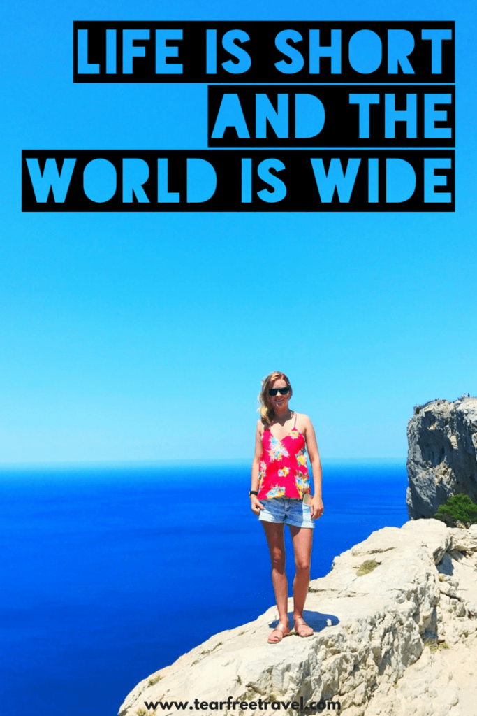 Best Travel Quotes - Life is short and the world is wide - Quotes about travel #travel #inspirationalquotes #quotes