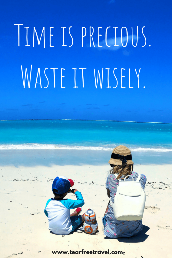 Family Travel Quotes. Time is precious, waste it wisely! 75 epic travel quotes. These inspirational quotes and memorable sayings are perfect for a traveling family. Pin these for your next travel inspiration! #travel #quotes #inspirationalquotes