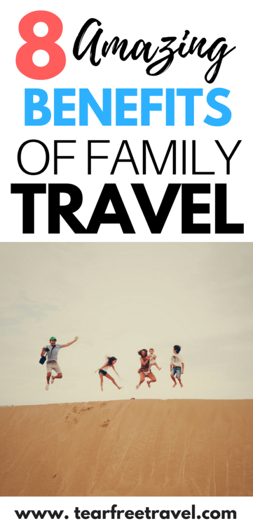 Is travel important for kids? Are family vacations before age 5 valuable? Click through to read about all the benefits of travel and why we travel with our young kids, even if they won't remember it! There are so many benefits to a family vacation with little kids, and they are not just for the adults! You will love these family travel tips. Pin them to your travel board for your next family trip! #familytravel #familyvacation #travel #travelwithkids