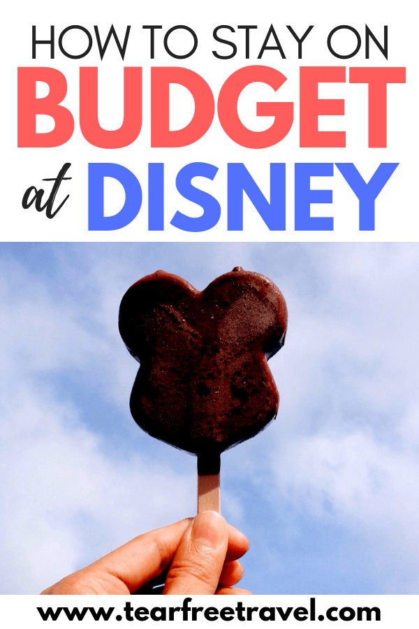 Are you wondering how to save money at Disney World? Follow these 5 tips to spend less on your Disney World vacation. These Disney World budget hacks will help you to save money on your next epic Disney trip! #disney #disneyworld #disneyvacation #disneybudget #familyvacation #vacation #familyvacation