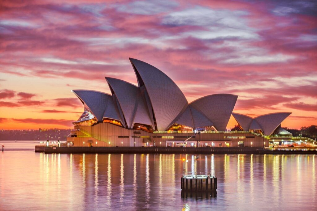 Sydney, Australia - underrated family travel destinations