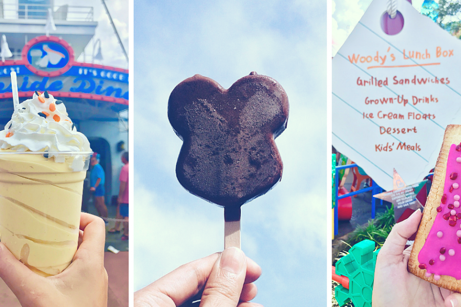 Must-Try Snacks at Hollywood Studios