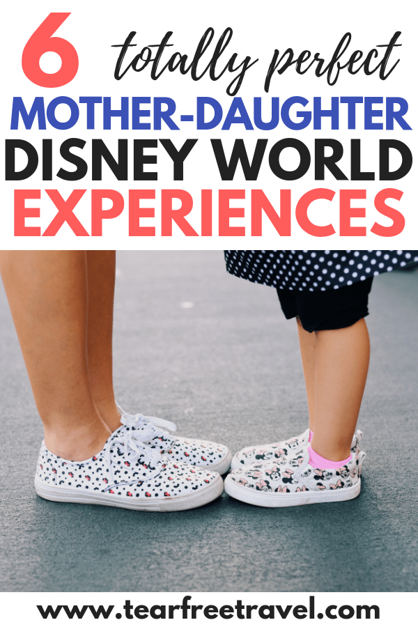 Are you heading to Disney World with your daughter? These are the best mother daughter disney world experiences for a perfect mother daughter vacation. From the perfectly princess tea party to firewood dining and shopping, we've got the best ideas for an awesome bonding experience with your little princess. You'll love these fun Disney World ideas! #disney #disneyworld #mom #mother