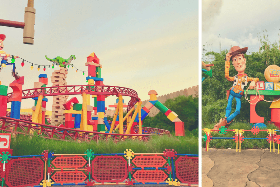 Everything you need to know about Toy Story Land