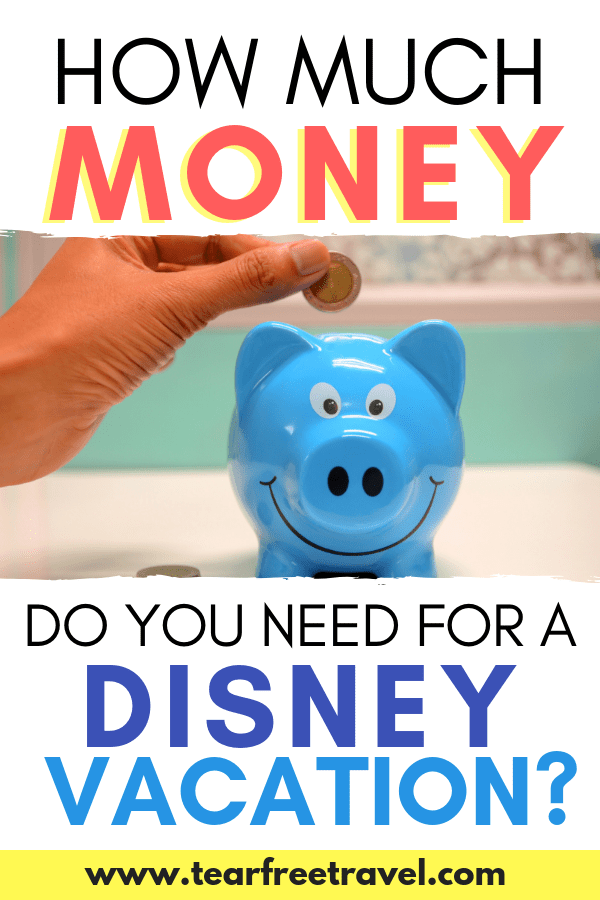 Cost of Disney Vacation