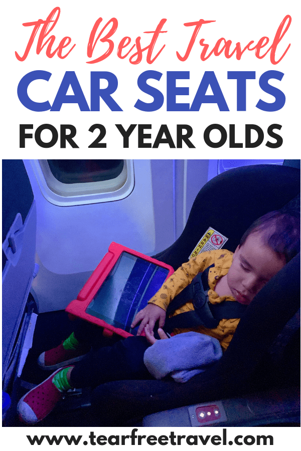 Best Travel Car Seats for 2 Year Olds