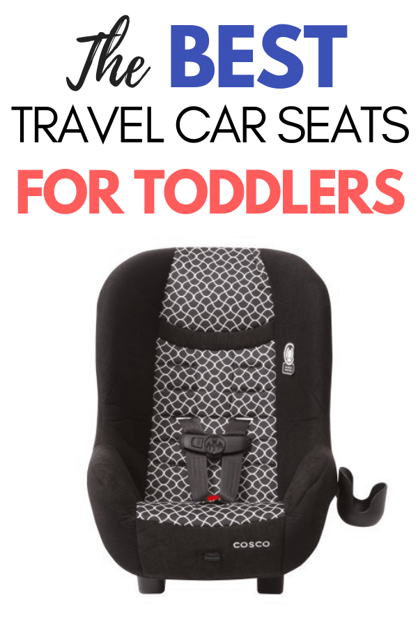 Portable Car Seats for Toddlers