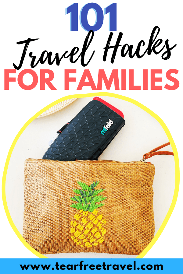 101 Travel Hacks for Families