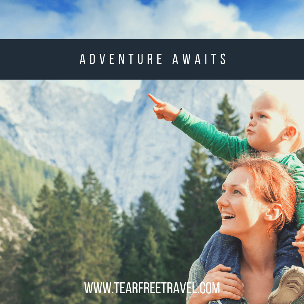 Adventure Awaits | Travel Quotes