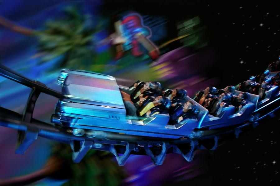 Disney Thrill Rides