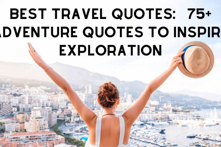 Best Travel Quotes Featured Image