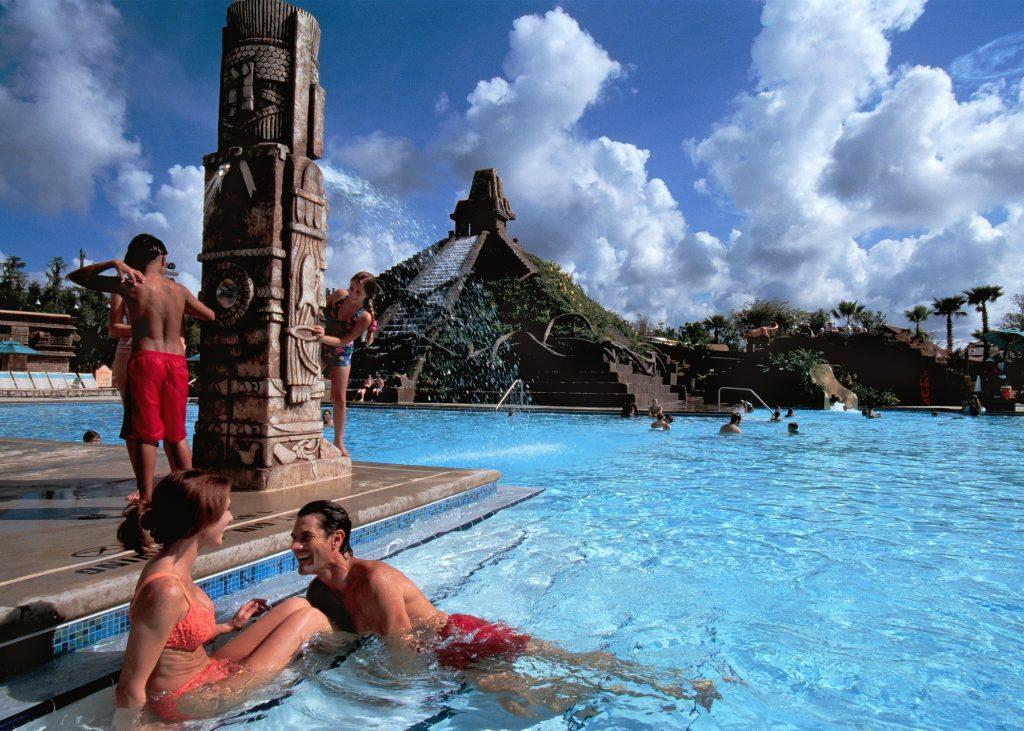 Disney World Resorts Best Pools Coronado Springs