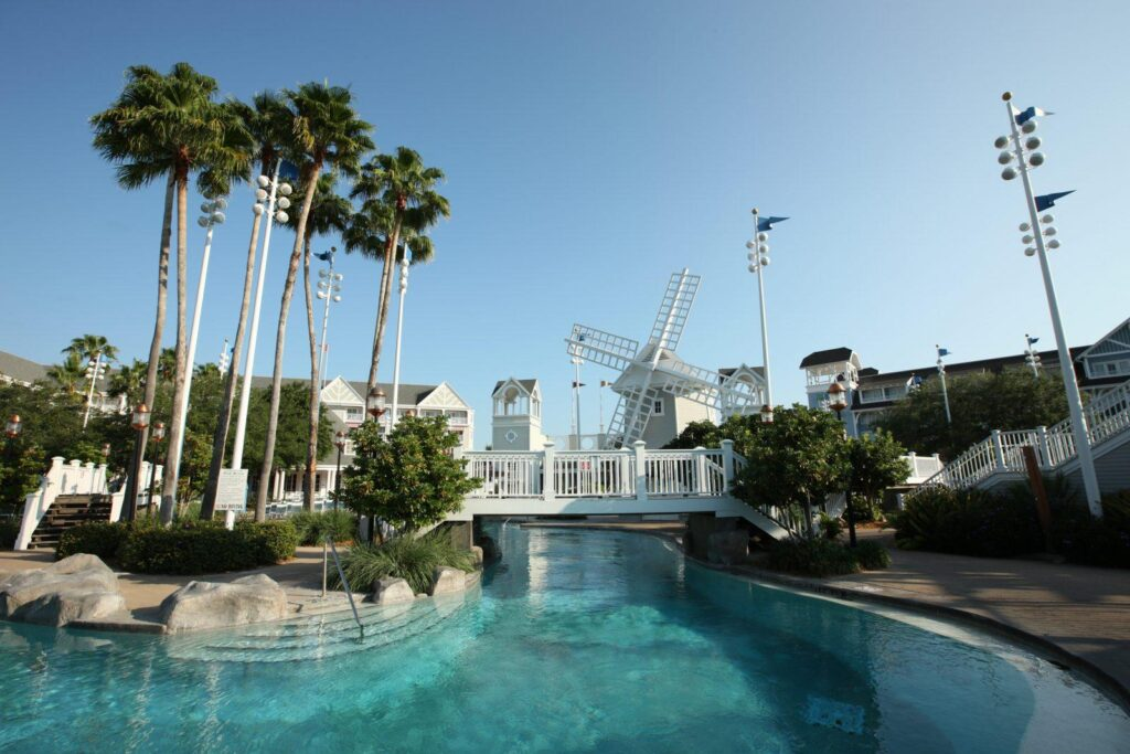 Disney World Resorts Pools Stormalong Bay