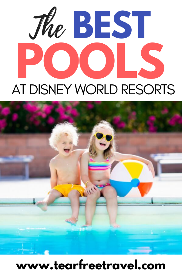 The best pools at Disney World Resorts
