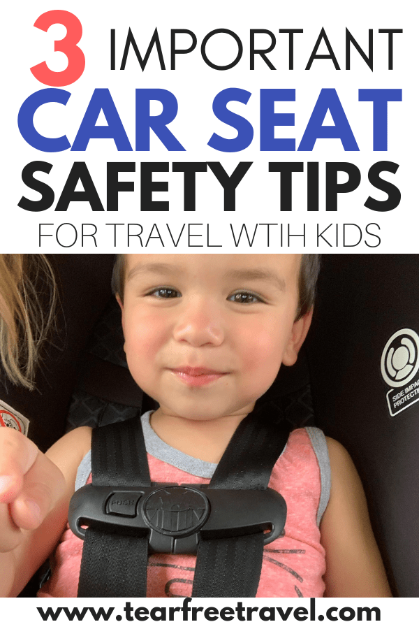 Travel Car Seat Safety Tips