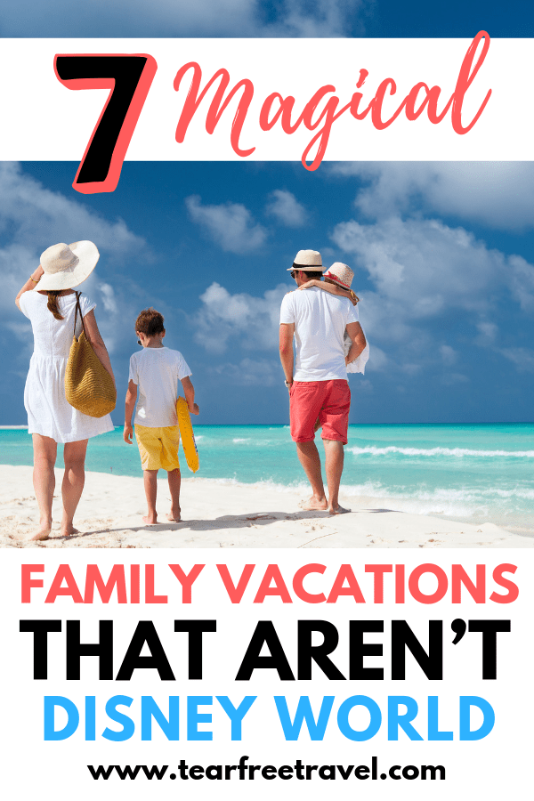 disney family vacations