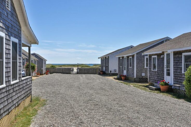 Truro Beach Cottages, Truro, USA