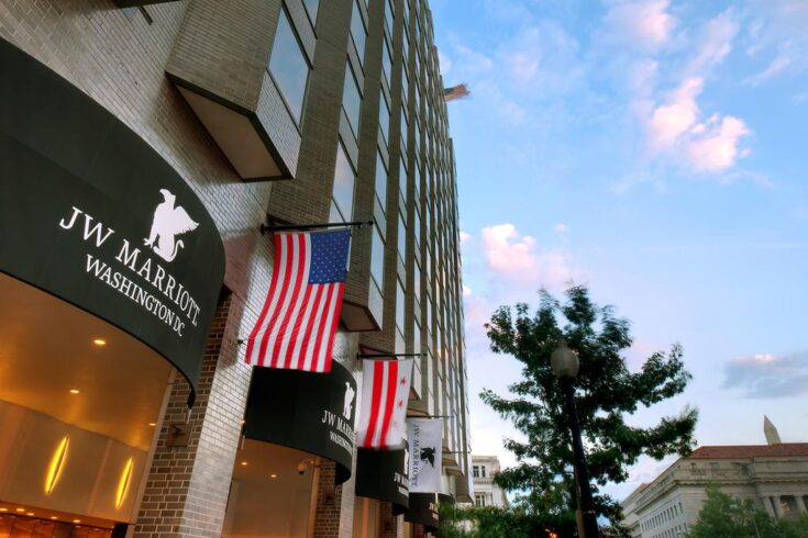 ★★★★★ JW Marriott Washington, DC, Washington, USA