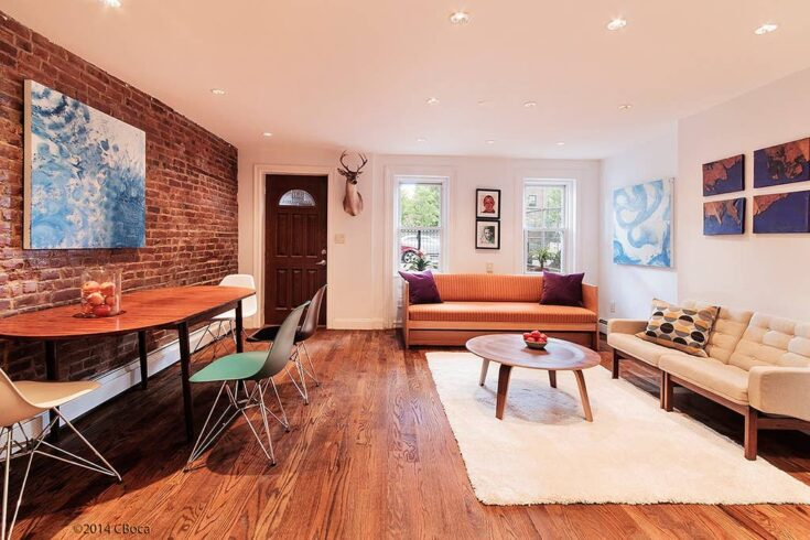 Mid-Century Modern Garden Paradise - Apartments for Rent in Brooklyn, New York, United States