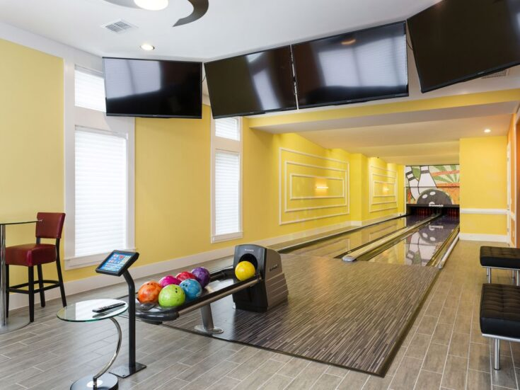 Luxury Villa with Bowling Alley - Reunion