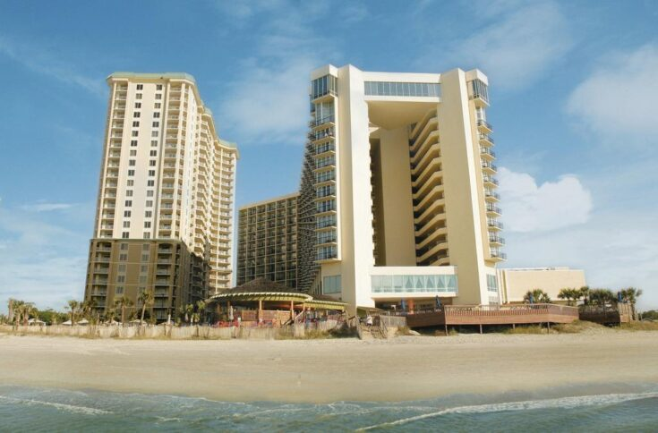 ★★★★ Hilton Myrtle Beach Resort, Myrtle Beach, USA