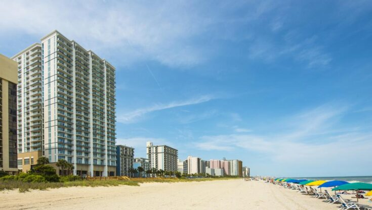 ★★★★ Ocean 22 by Hilton Grand Vacations, Myrtle Beach, USA